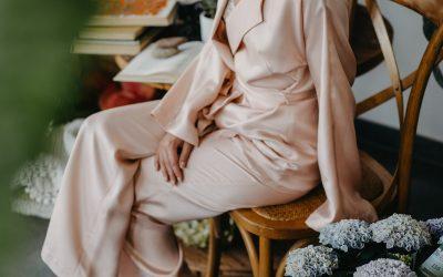 Elegantní dámský kostým Catherine Monvoisin